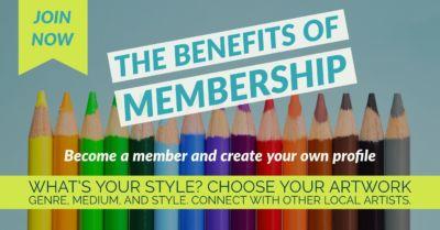 The benefits of membership!