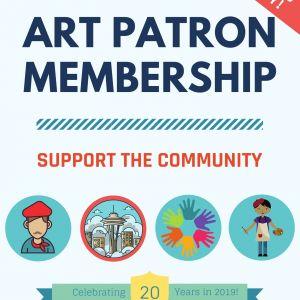 Seattle Artist Art Patron Membership