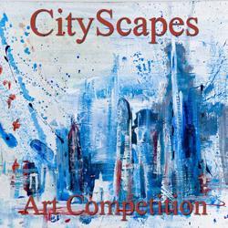 Cityscape Art - Abstract