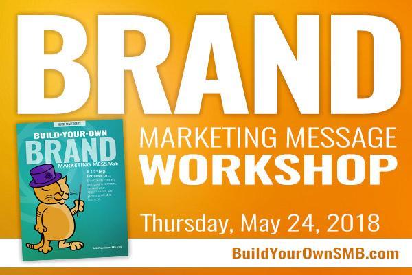 brand marketing message