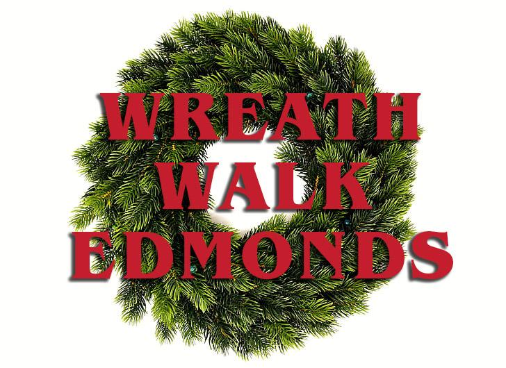 Wreath Walk Edmonds