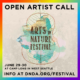 2019 Arts in Nature Festival